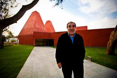 Eduardo Souto de Moura vence prémio Secil de Arquitectura com Casa das Histórias
