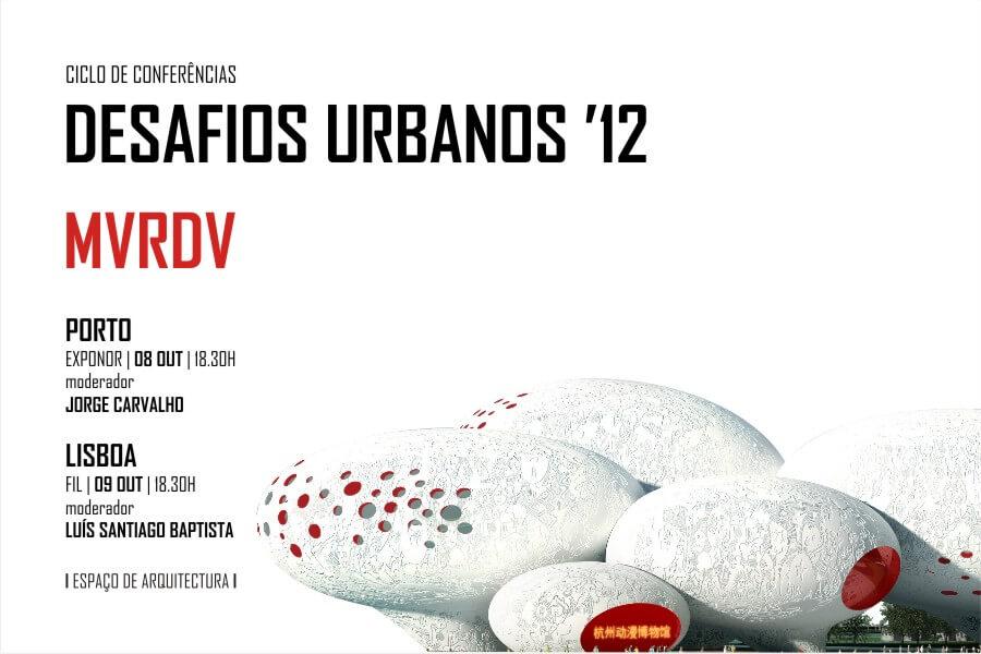Conferência Desafios Urbanos'12