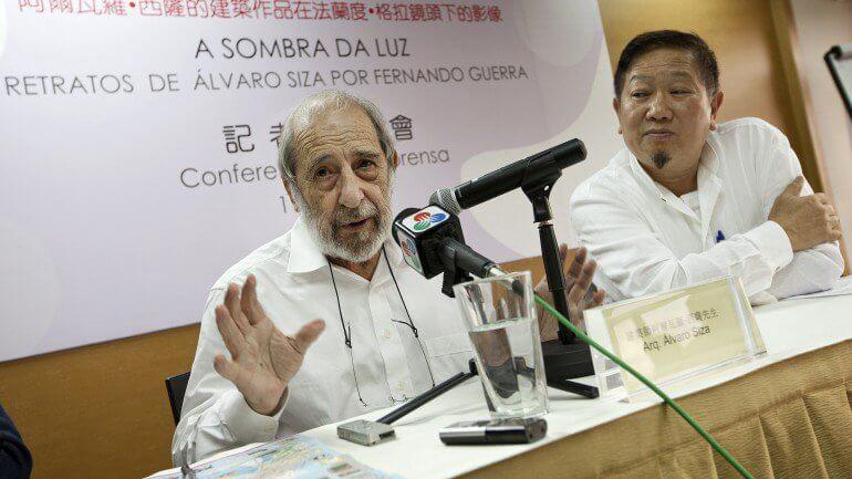 Álvaro Siza Vieira distinguido com o Prémio Mies Crown Hall