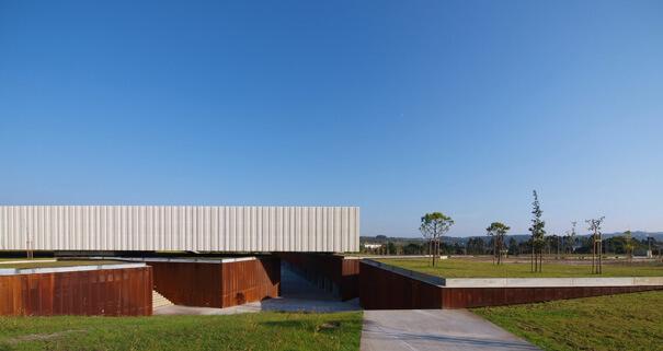 Edifício Central do Parque Tecnológico de Óbidos foi nomeado para o European Union Prize for Contemporary Architecture – Mies van der Rohe Award 2015