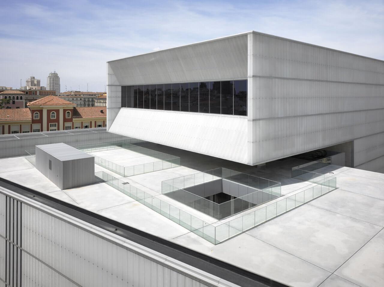 Nieto Sobejano Arquitectos premiado com a Alvar Aalto Medal 2015