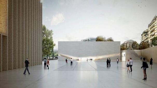 Aires Mateus vencem concurso para criar dois Museus em Lausanne