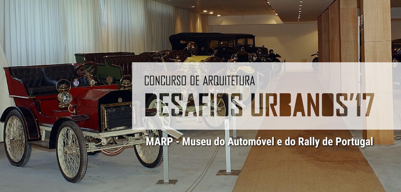 Concurso de Ideias Desafios Urbanos'17