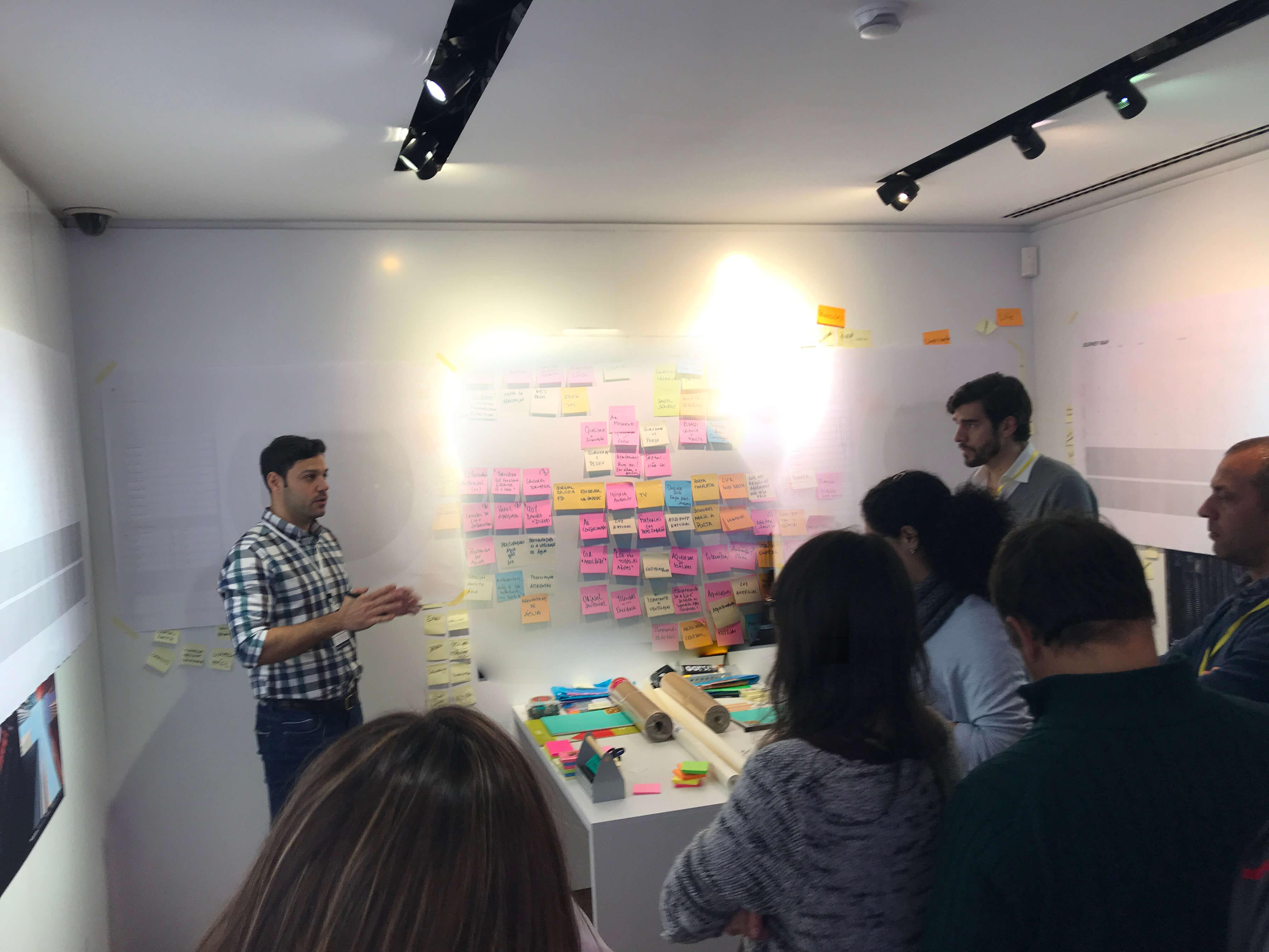 Design Thinking em Lisboa