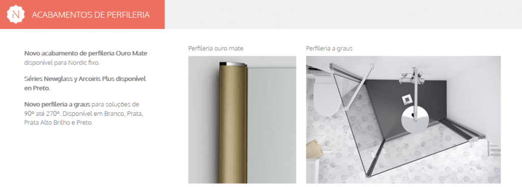 A Profiltek apresenta novo catálogo com muitas novidades