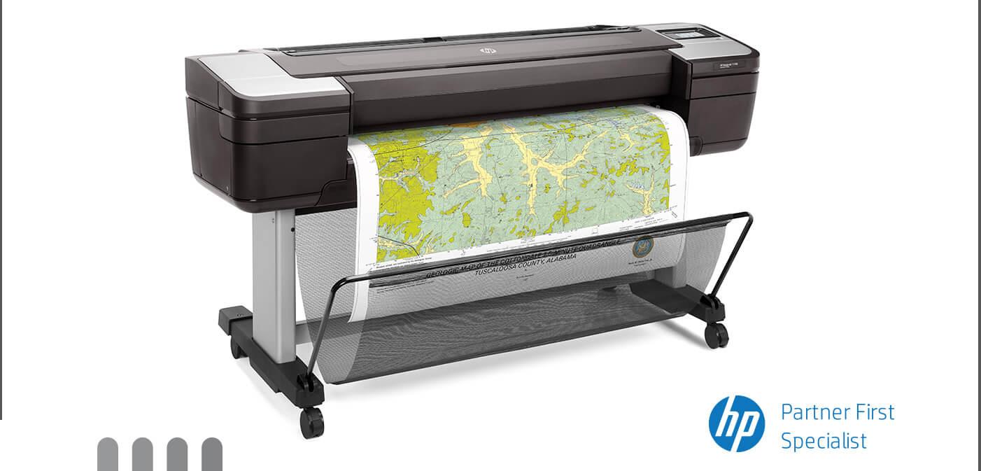 Impressora HP DesignJet T1700