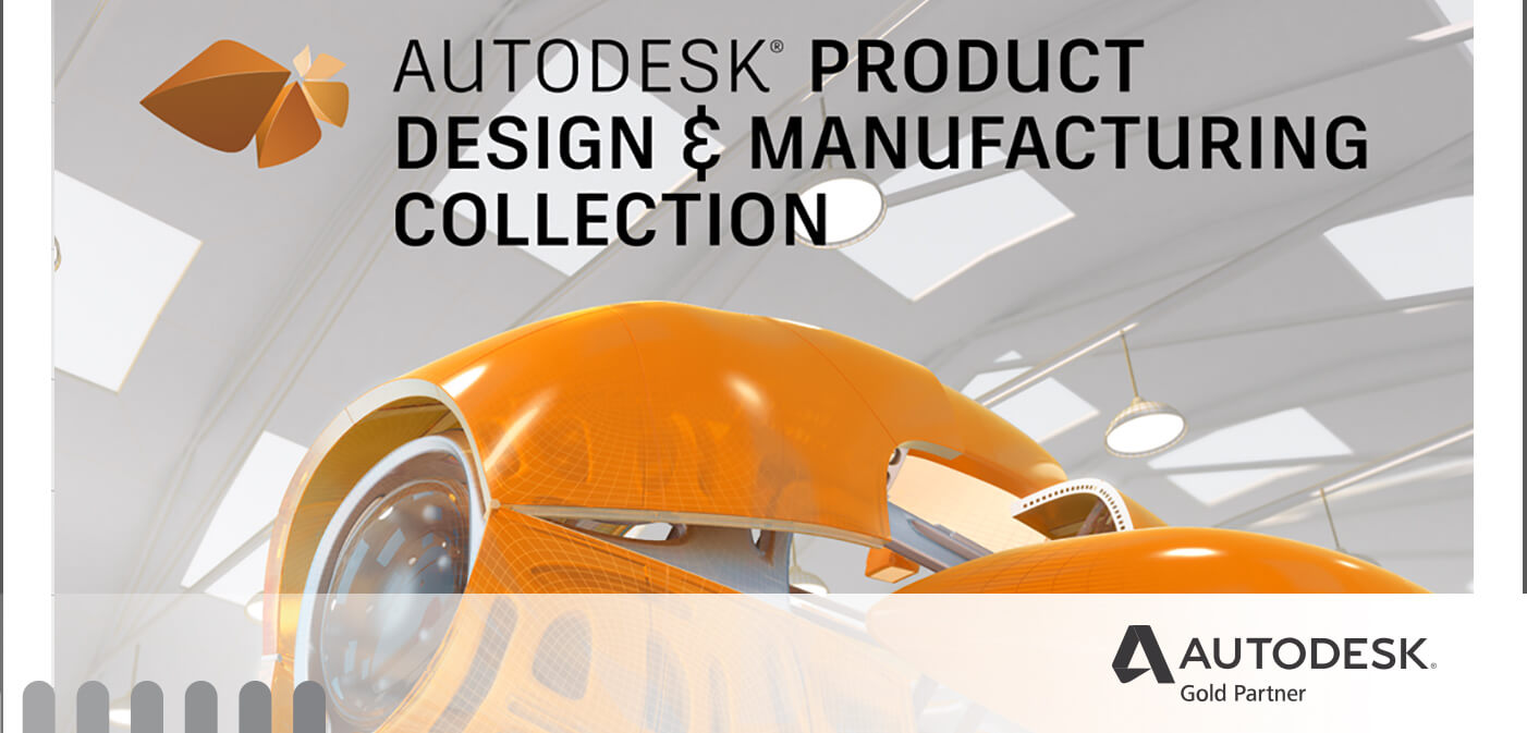 Autodesk Product Design and Manufactoring Collection