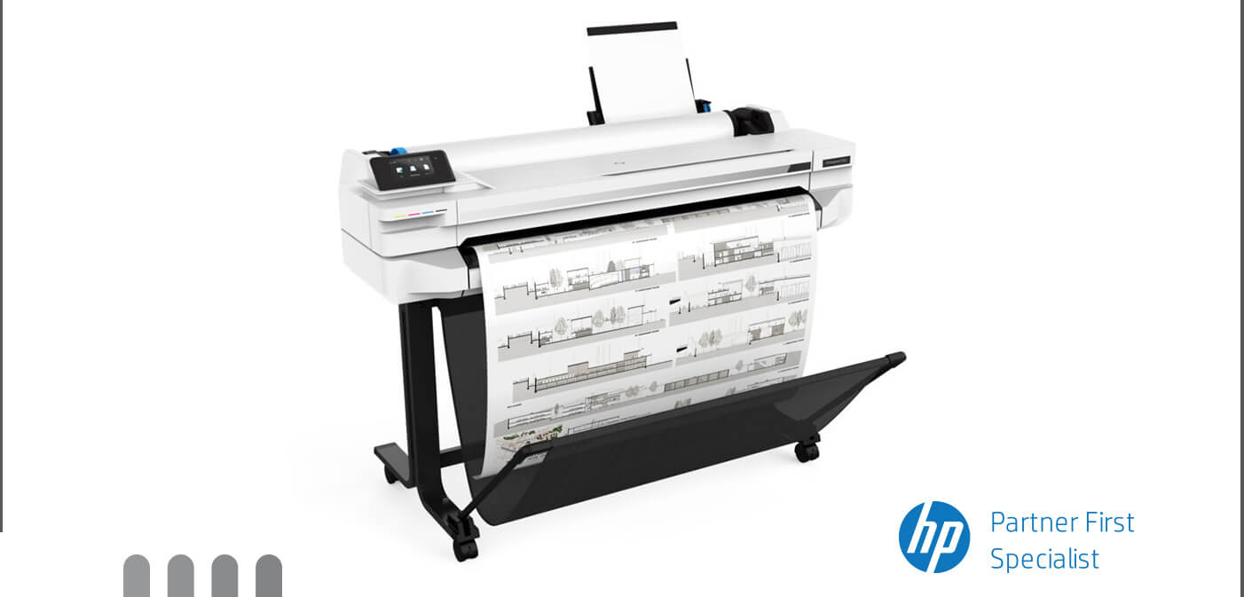 Impressora HP DesignJet T525