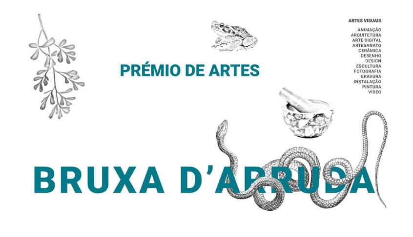 Prémio de Artes Bruxa D'Arruda
