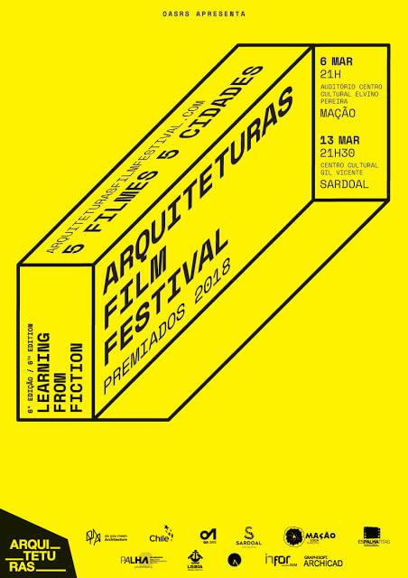 """""""Arquiteturas Film Festival"""" em Mação e no Sardoal"""