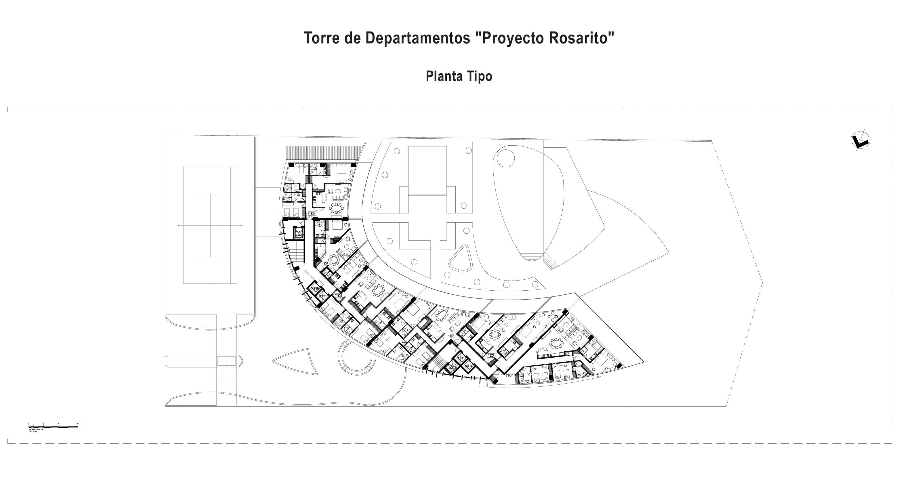 Condominios Rosarito
