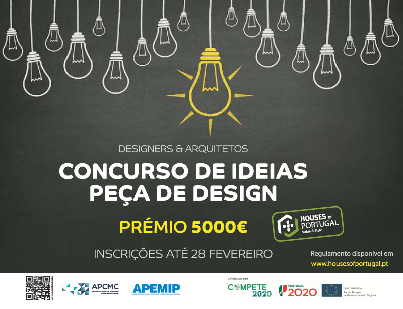 Concurso de Ideias – Houses Of Portugal