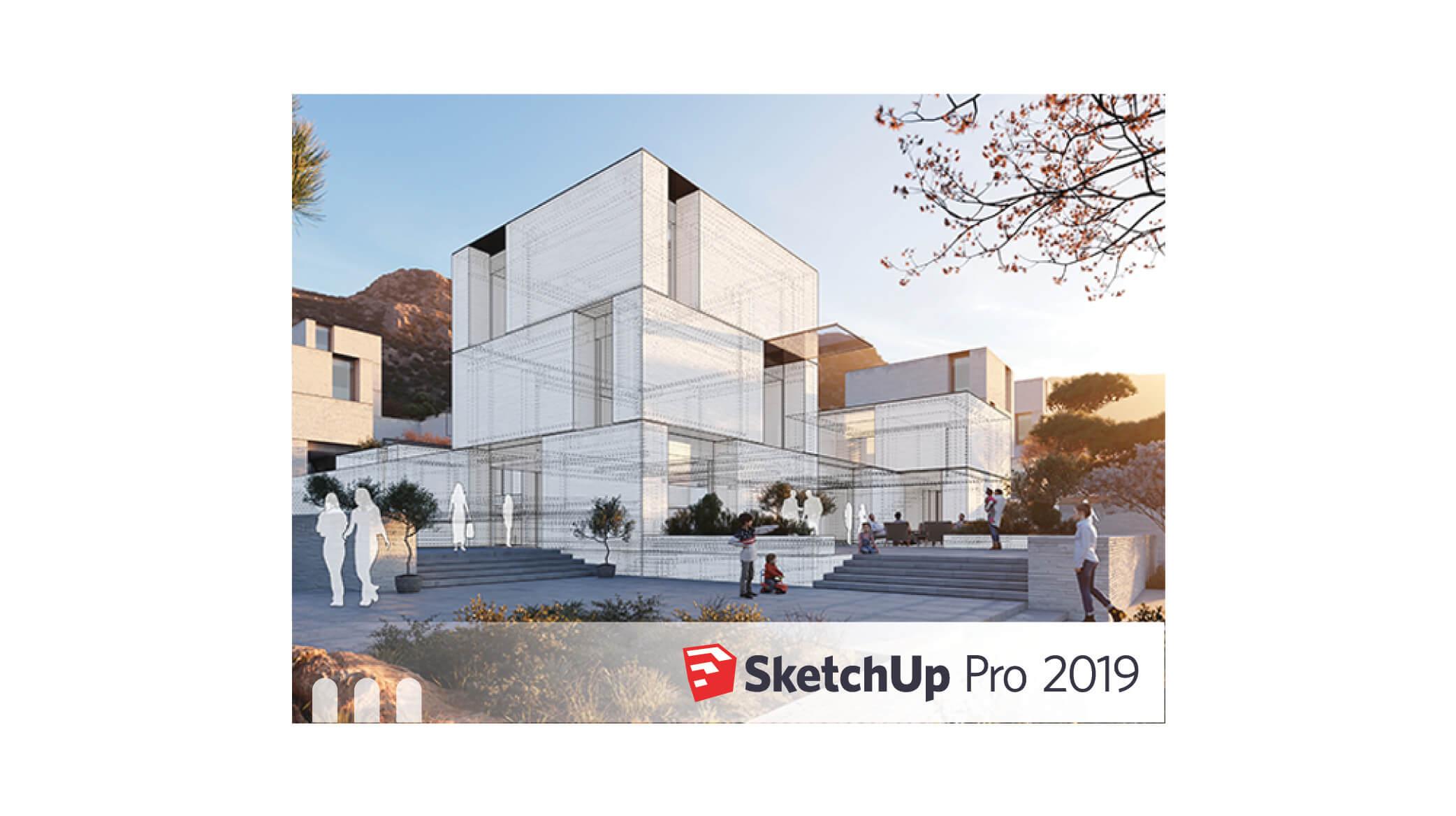 SketchUp 2019 – O SketchUp que conhece e adora… e muito mais!