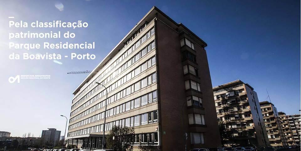 Ordem dos Arquitetos defende classificação do Parque Residencial da Boavista no Porto