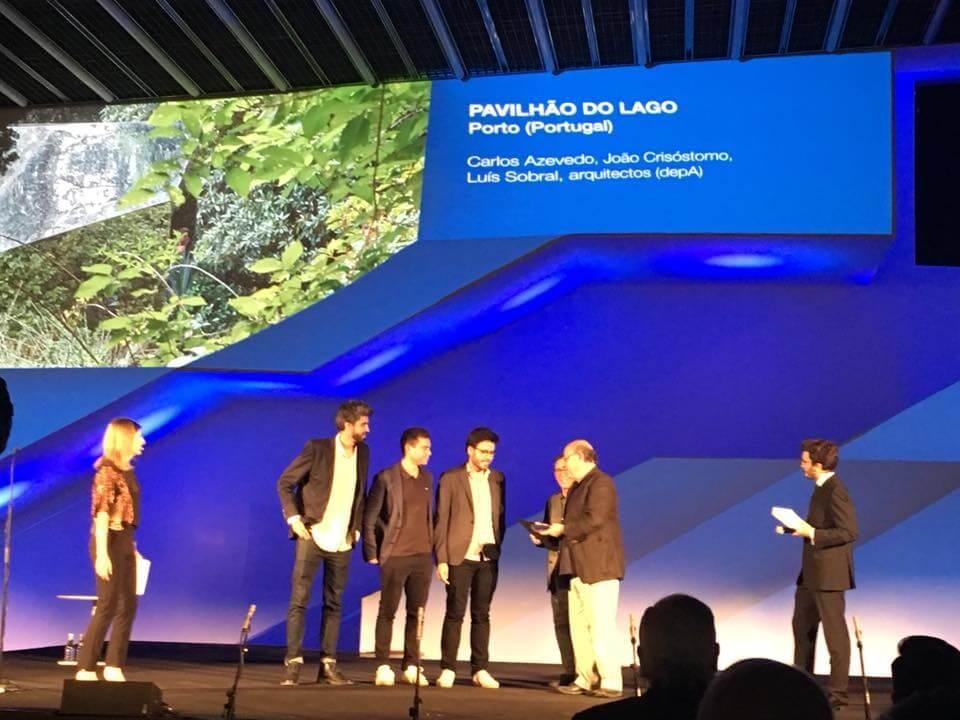 José Adrião Arquitetos e Atelier depA são as distinções portuguesas nos prémios FAD de Arquitectura 2018