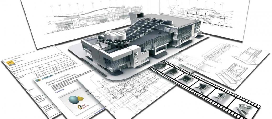 Formação ArchiCAD . Nivel II . Avançado (18h)