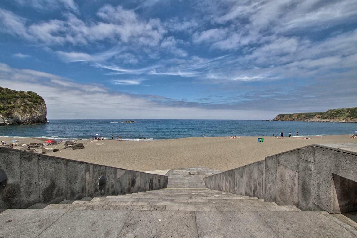 Requalificação da Zona Balnear da praia dos Moinhos