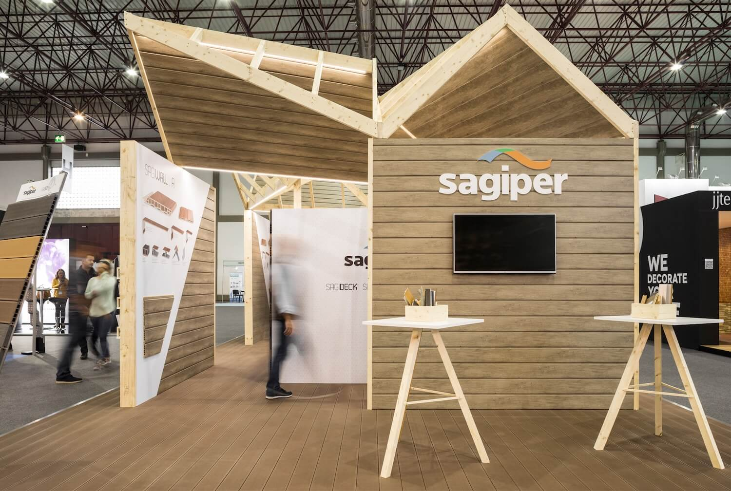 Stand Sagiper | Exponor