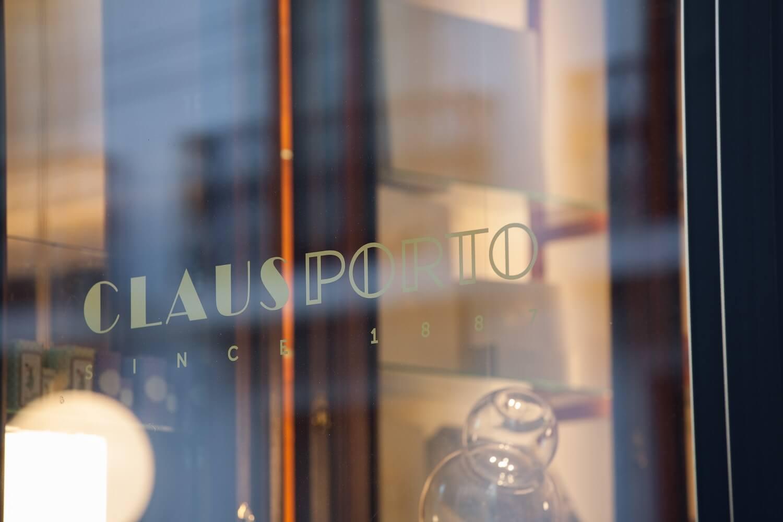 Loja Claus Porto em Lisboa