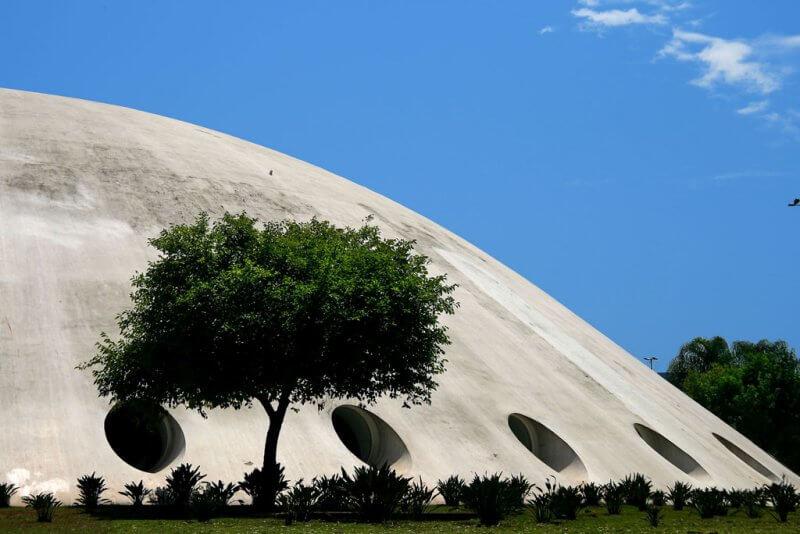 27 Obras de Oscar Niemeyer são declaradas património histórico do Brasil