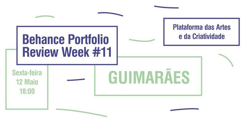 Behance Portfolio Review | Guimarães