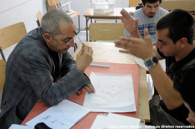 Entrevista Manuel Graça Dias Cursos de Arquitectura – Ensino
