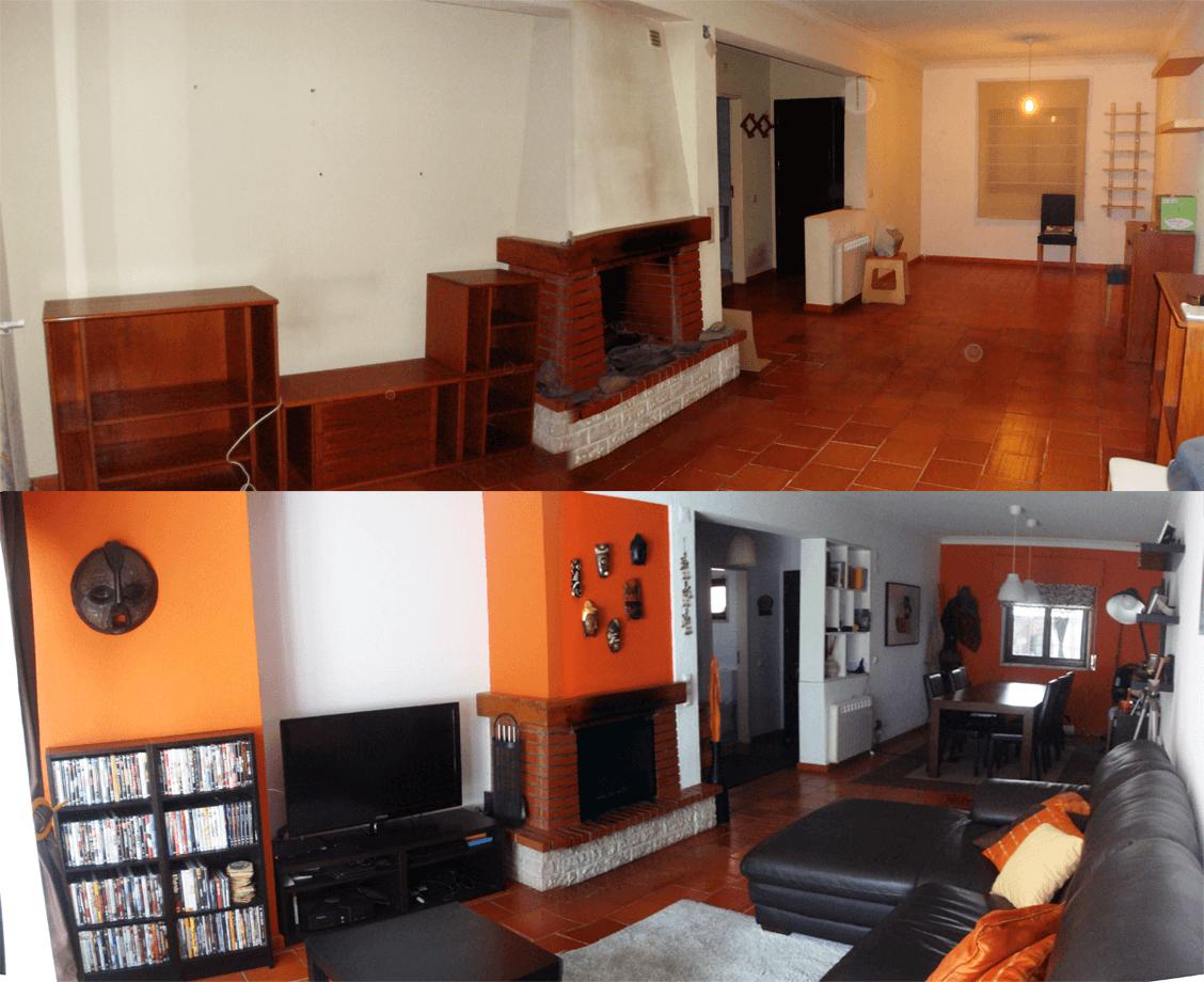 Habitação – Remodelação Interiores