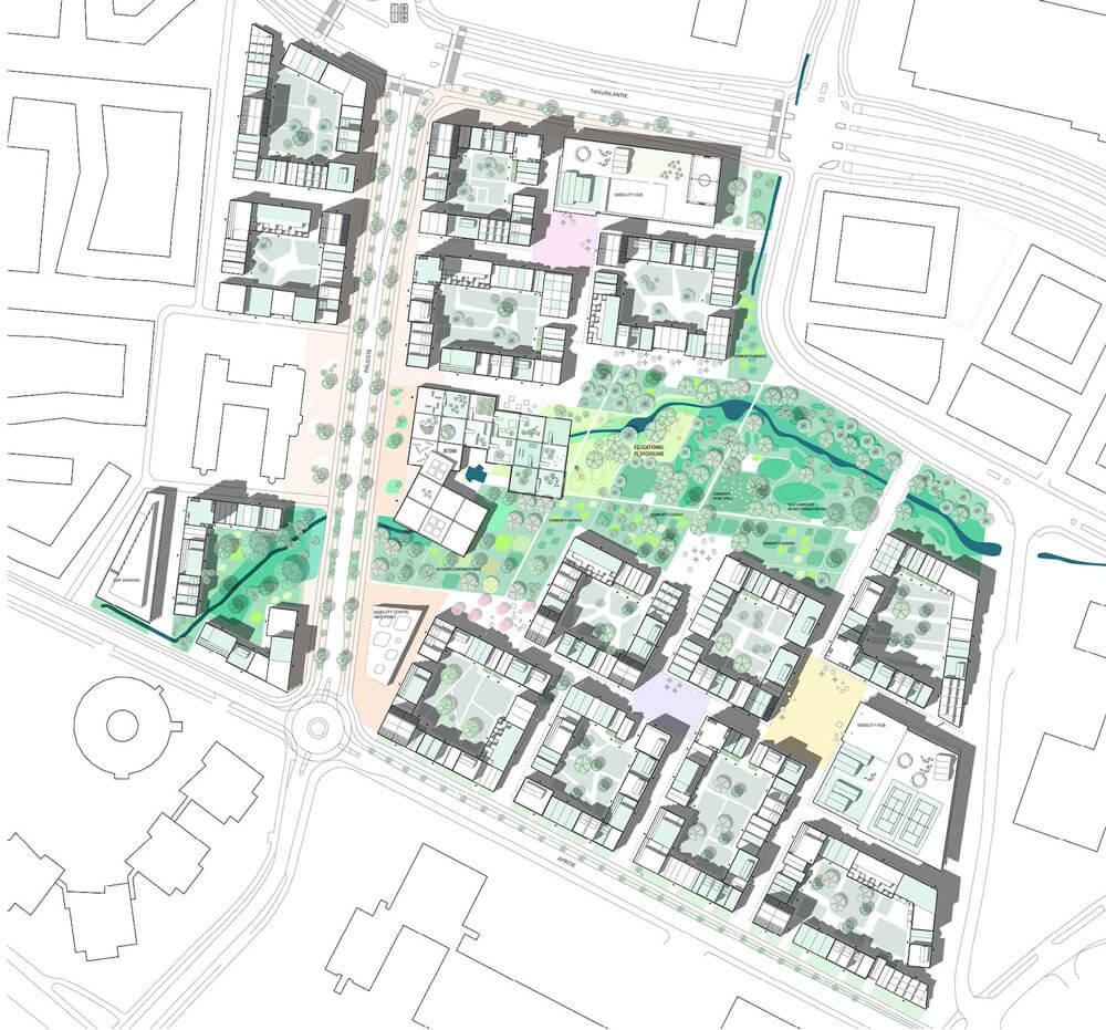"""Escritório de jovens portugueses """"MASS Lab"""" vence concurso finlandês"""