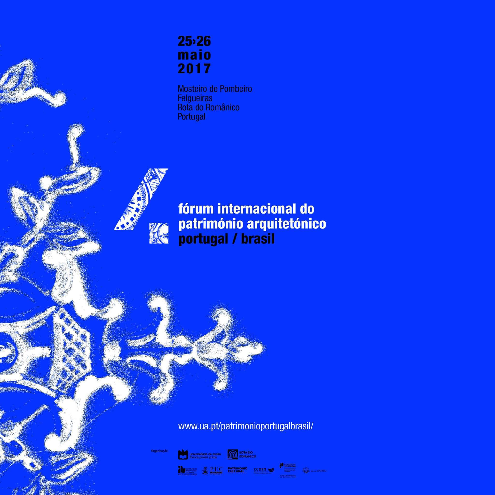 4º Fórum Internacional do Património Arquitetónico Portugal/Brasil