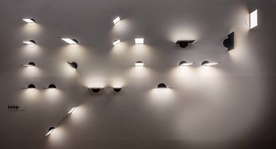 FLUVIA – Playing With Light Seriously