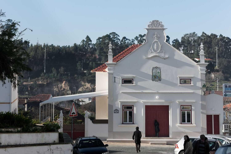 Salão Paroquial do Juncal