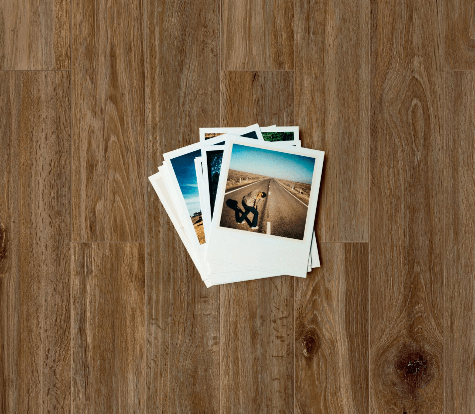 Serie Woodglam