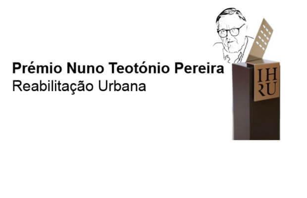Prémio Nuno Teotónio Pereira 2017
