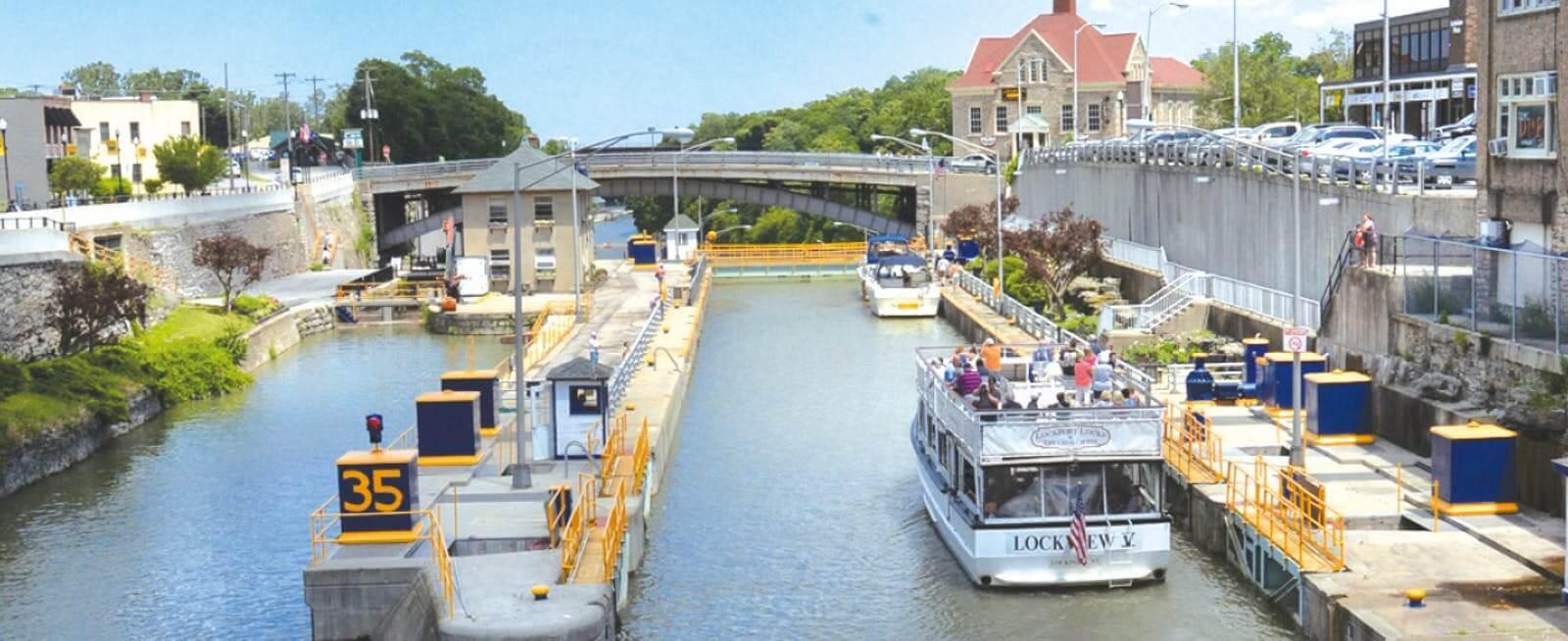 Reimagine the Canals