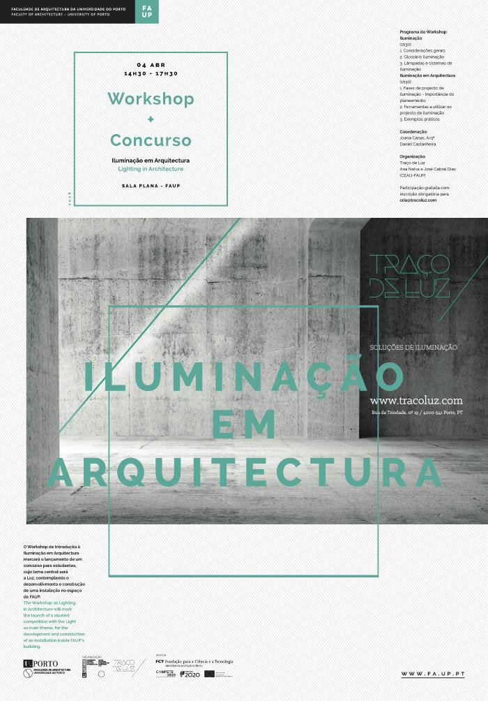Workshop Introdução à Iluminação em Arquitectura