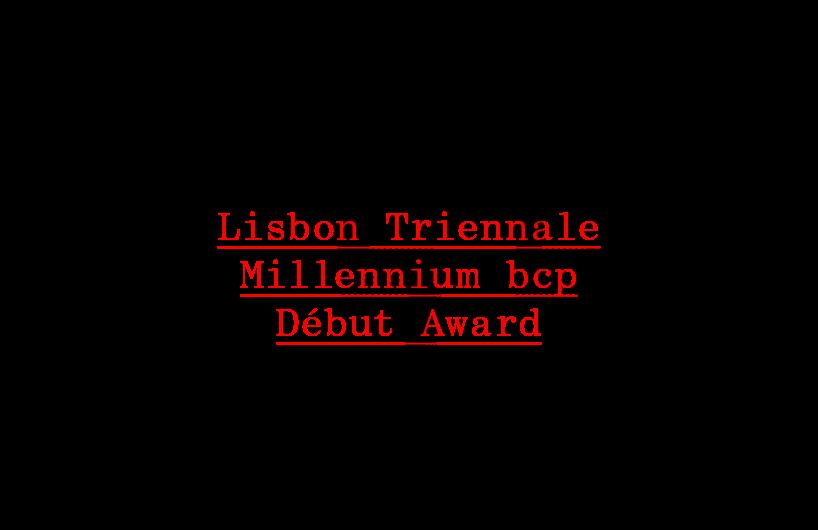 Prémio Début Trienal de Lisboa Millennium BCP (3ª edição)
