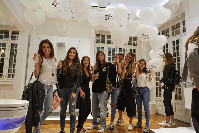 Roca Lisboa Gallery recebe quase 4000 visitantes em noite de Vogue Fashion´s Night Out