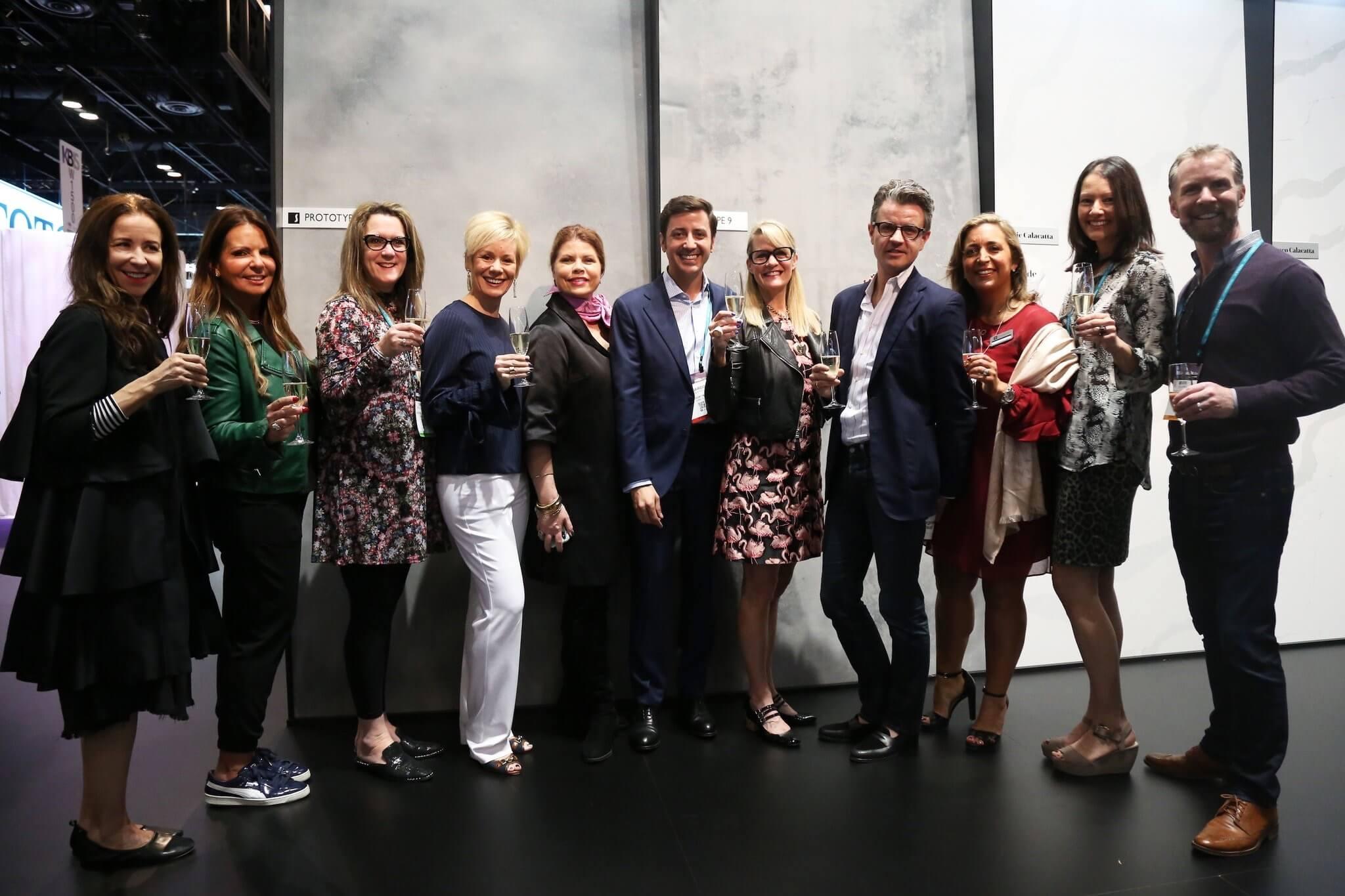 Grupo Cosentino triunfa na KBIS 2018