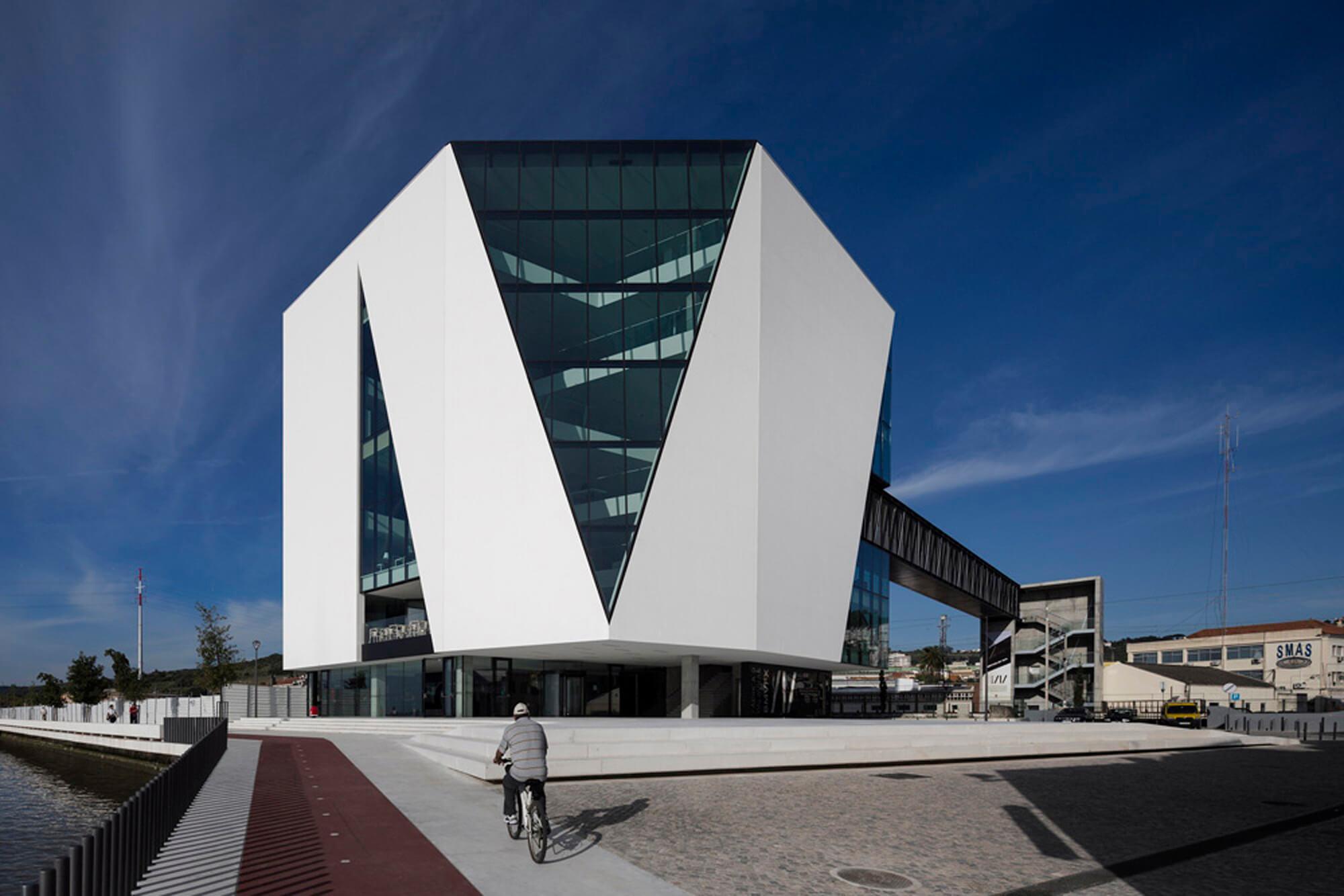 Biblioteca Municipal Vila Franca de Xira