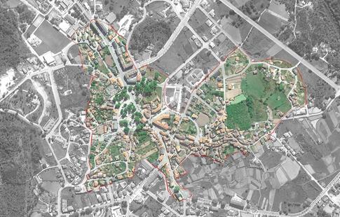 Plano de Acção de Regeneração Urbana (Paru) de Vila Nova de Paiva
