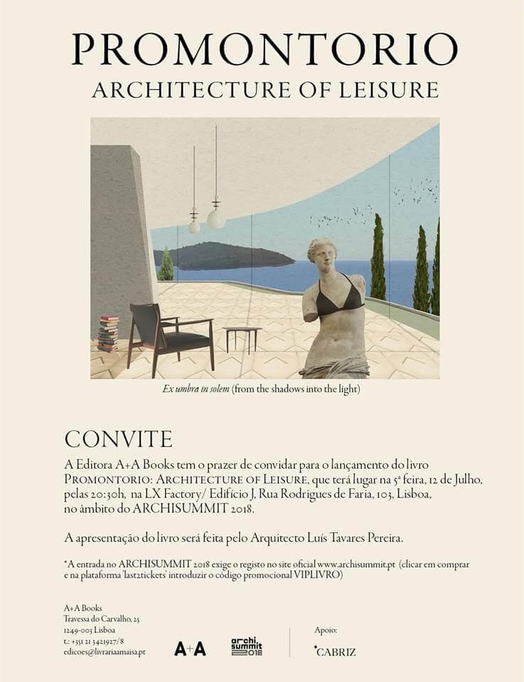 """Promontório: Architecture of Leisure"""