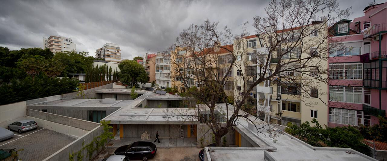 Duas Casas em Santa Isabel