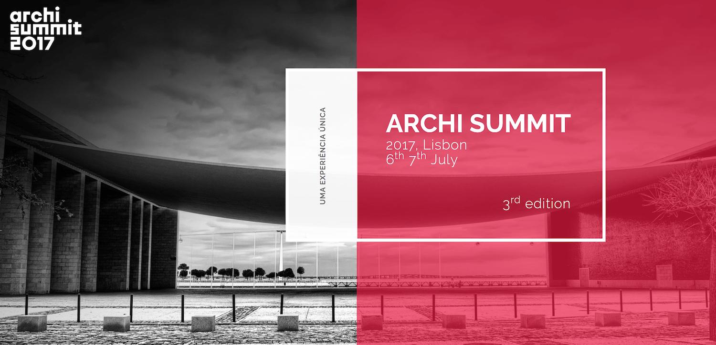 Archi Summit 2017 – Lisboa