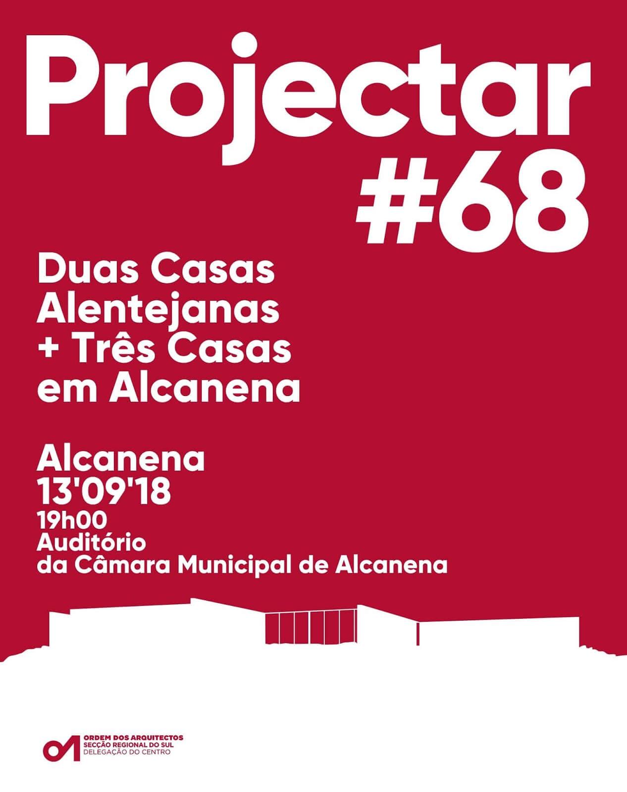 Projectar #68: cinco casas portuguesas dos anos 90