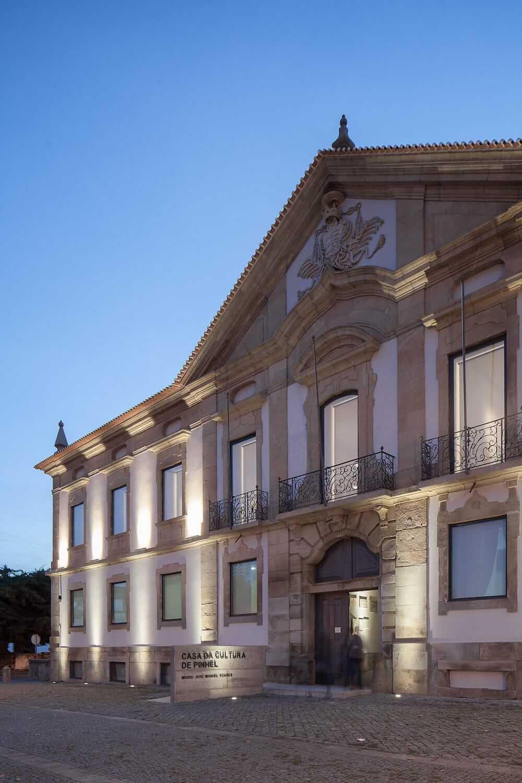 Casa da Cultura de Pinhel – Museu J. M.Soares
