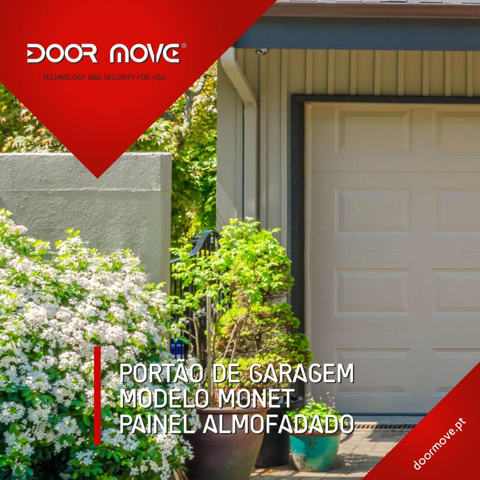 Portões de Garagem Automáticos e Portões Seccionados