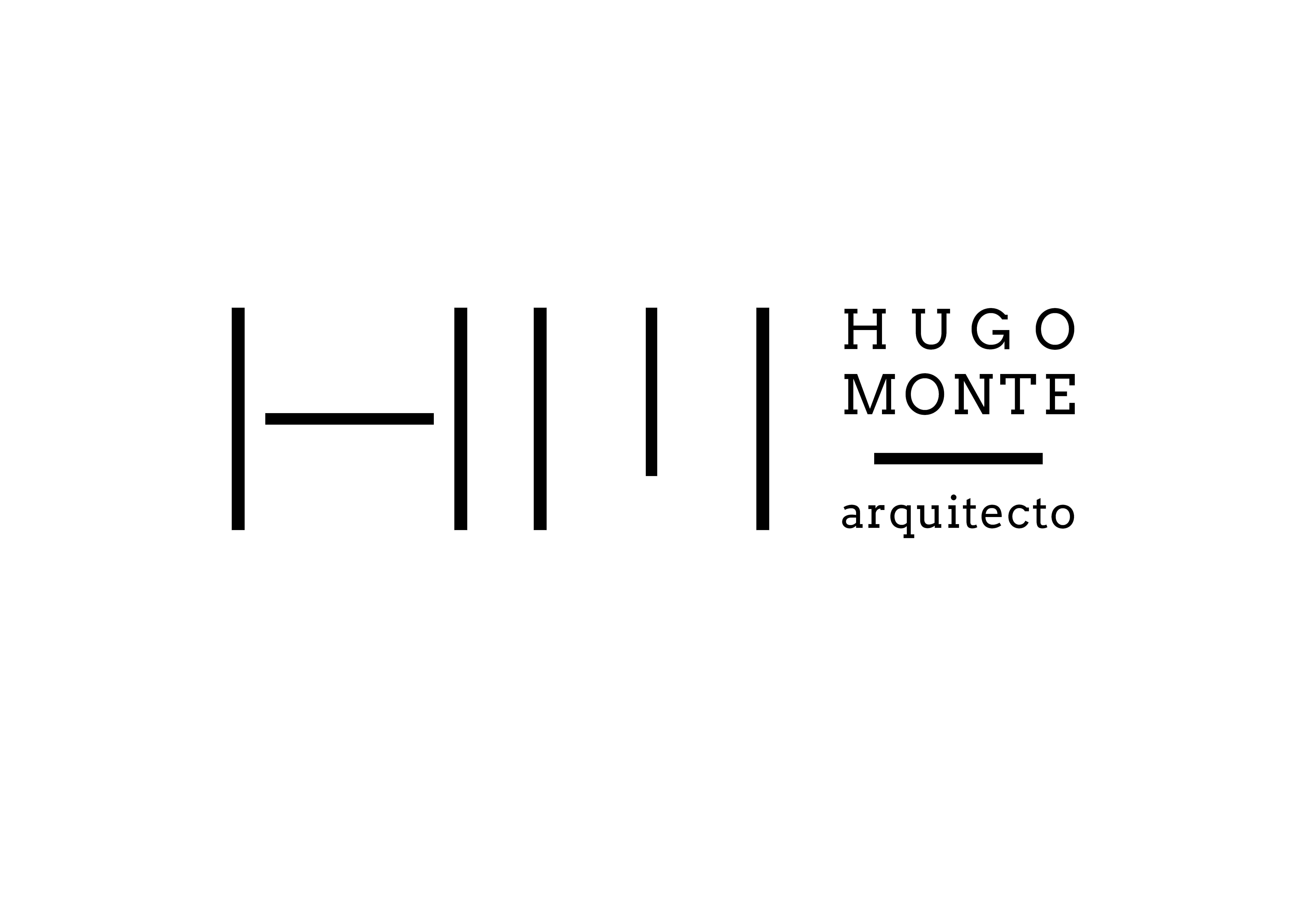 Hugo Monte, arquitecto