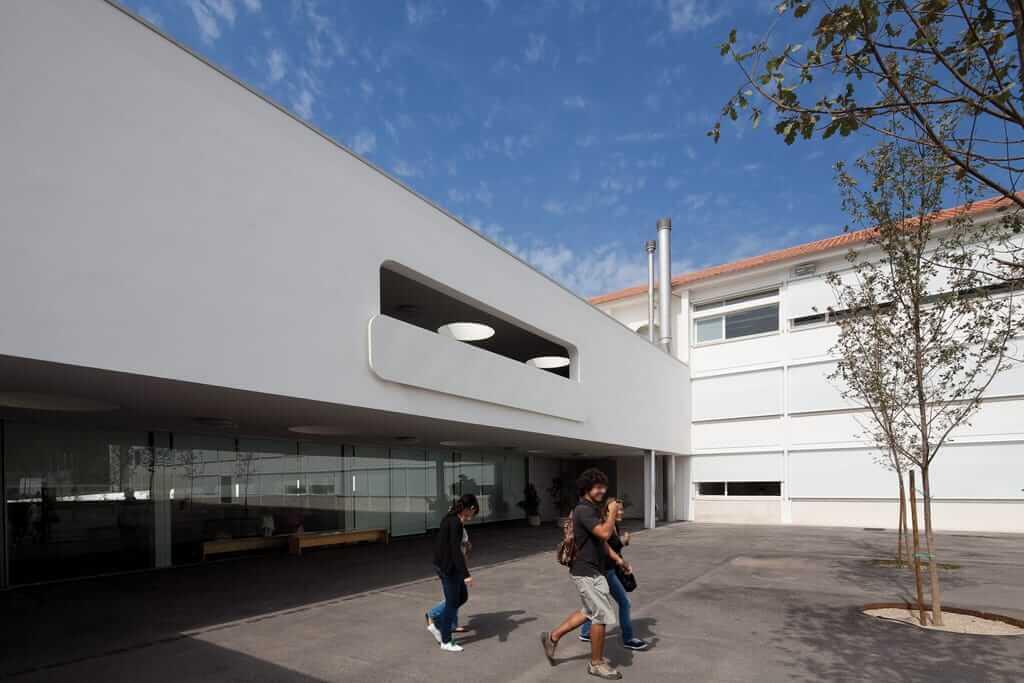 Escola Secundária Francisco Rodrigues Lobo