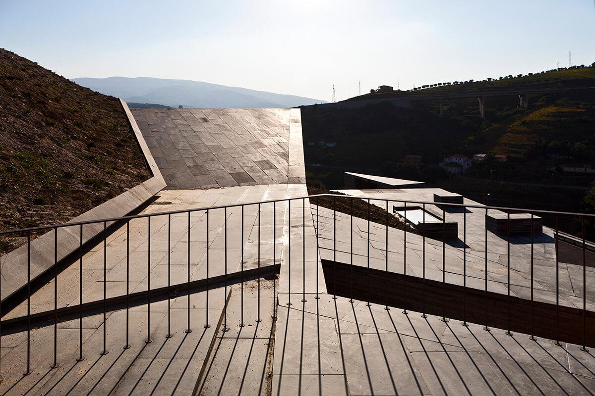 Remodelação e Ampliação da Adega Quinta do Vallado