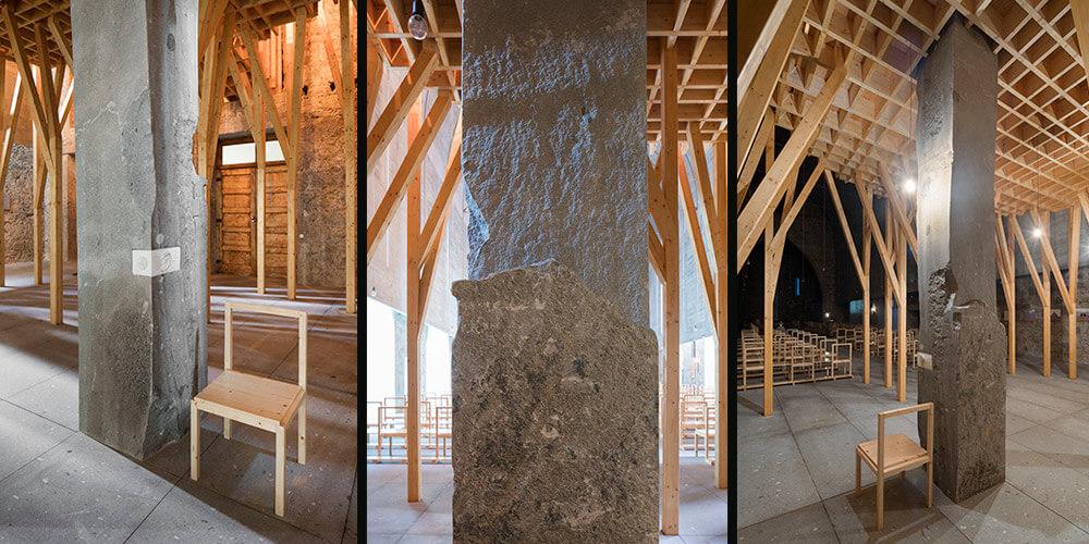 Capela Imaculada e Capela Cheia de Graça